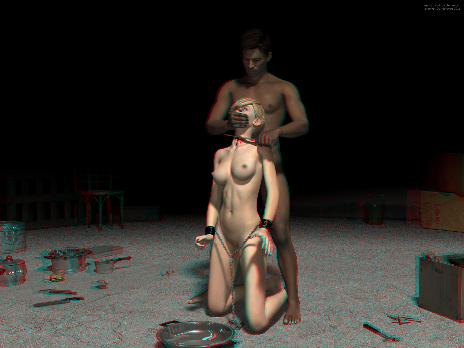 Anime 3d women executed videos naked images