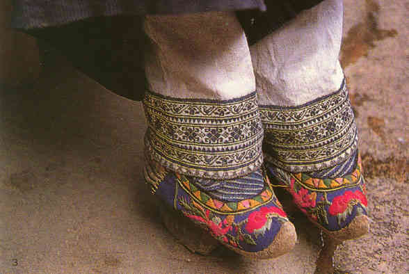 essays about foot binding The type of foot-binding practiced in rural communities was a form of discipline  first-person essays, features, interviews and q&as about life today.