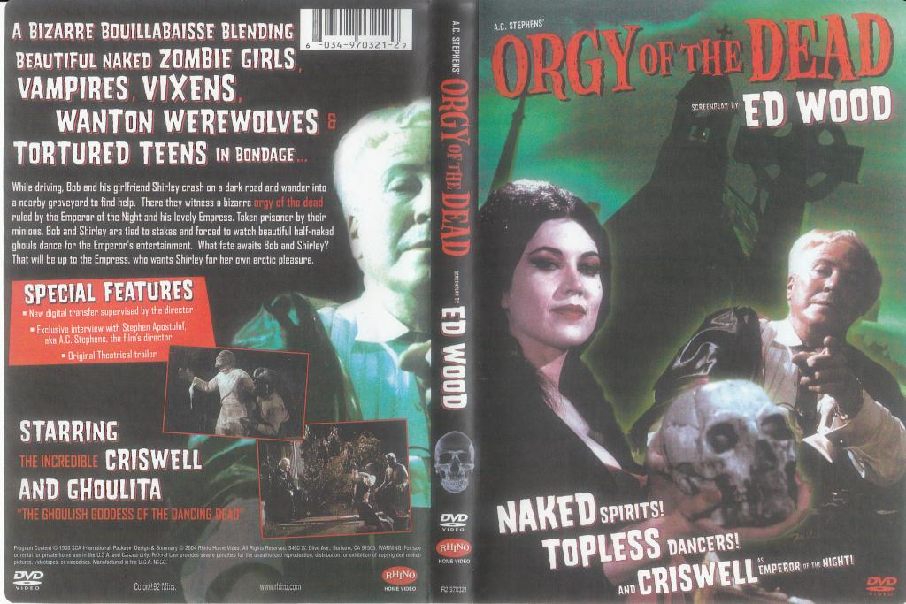 orgy of the living dead № 58639