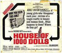 House of 1,000 Dolls // Дом 1000 кукол
