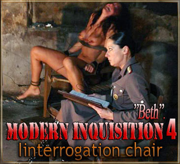 Modern-Inquisition 04a: Beth (Interrogation Chair) // Современный допрос 4: